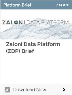 Zaloni Data Platform (ZDP) Brief