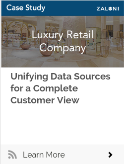 Unifying Data Sources for a Complete Customer View
