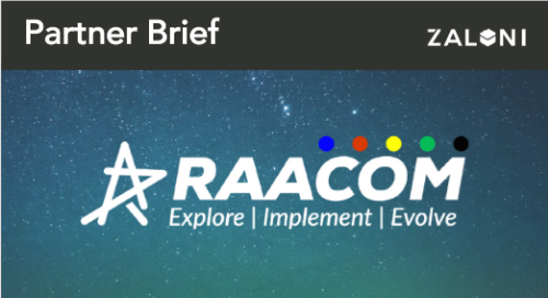 Zaloni & RAACOM Partner Brief