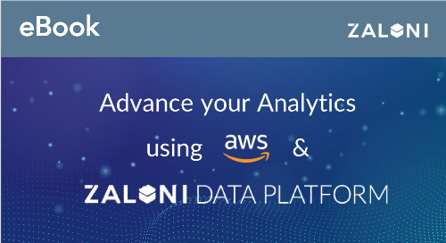 Advance your analytics using the Zaloni Data Platform (ZDP) and AWS