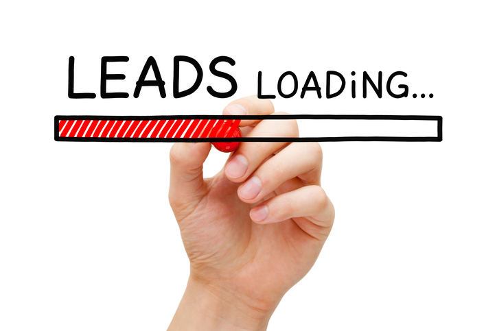 Leads loading bar