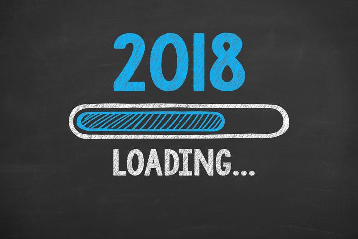 2018 loading chalkboard