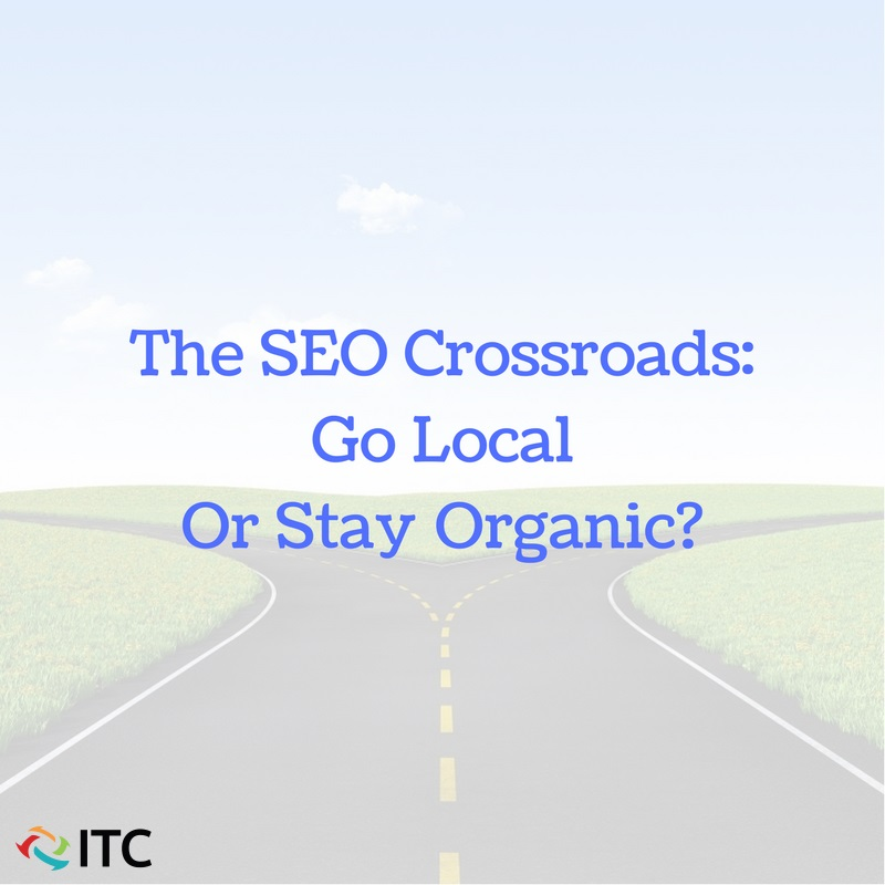 SEO Crossroads blog image