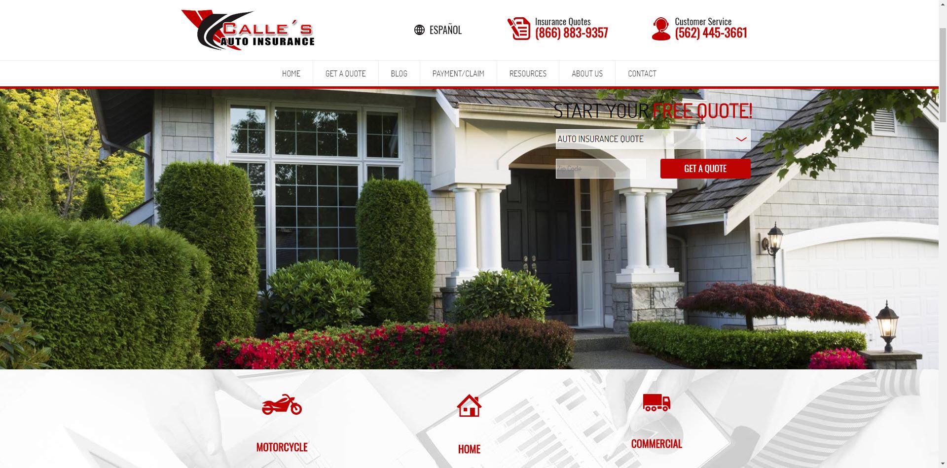 Calles Insurance Services