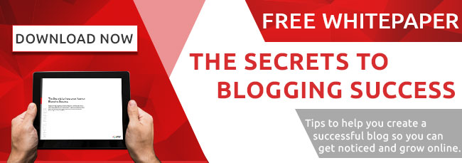 Secrets to Blogging Success whitepaper