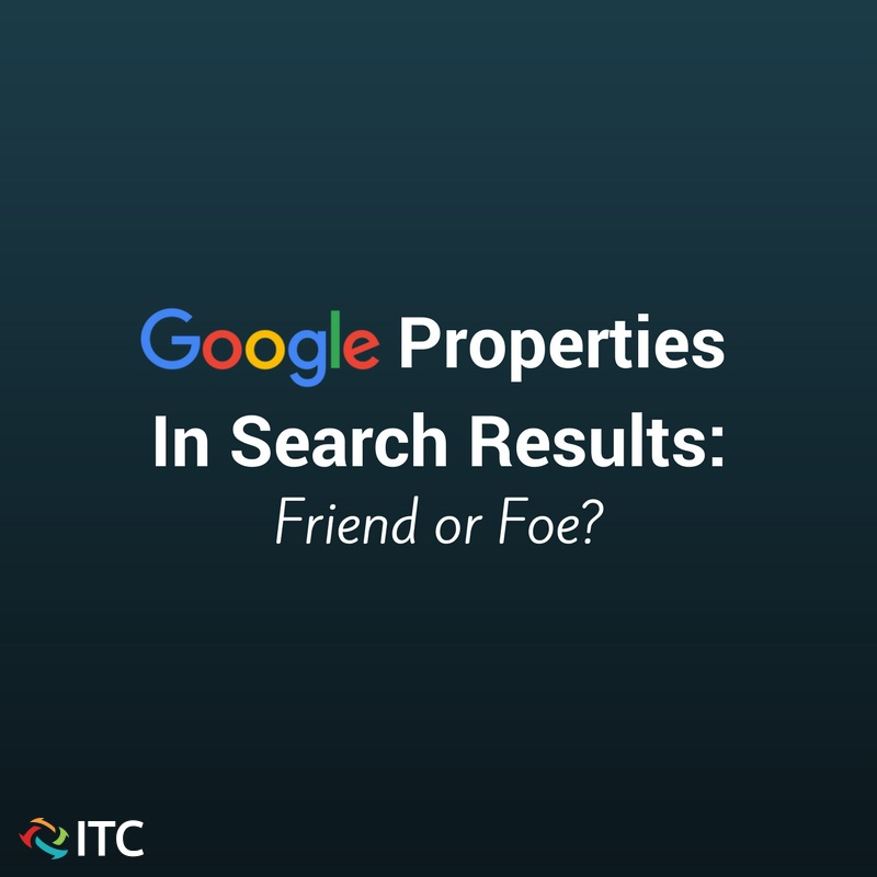 Google properties blog image