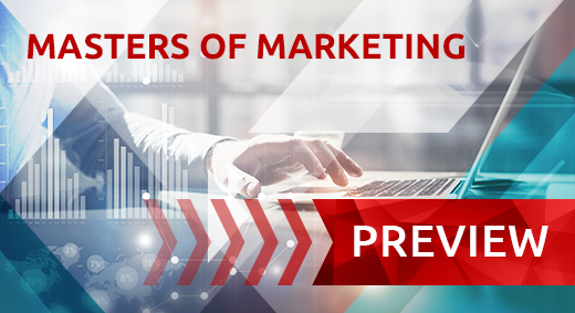 masters of marketing preview