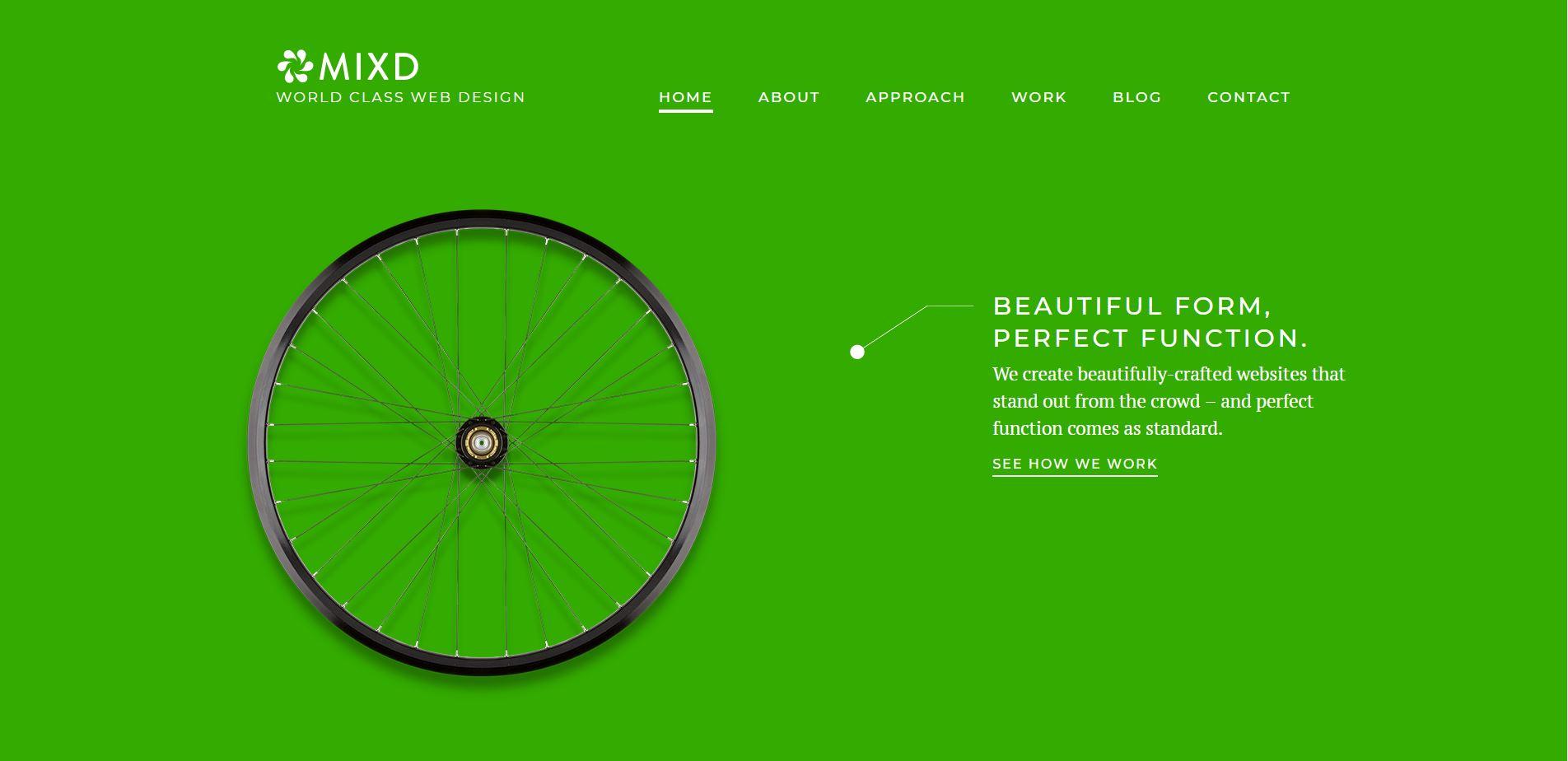 Mixd.com screenshot