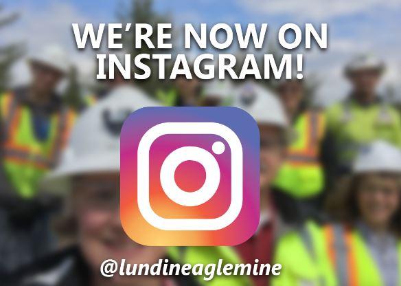 first instagram post