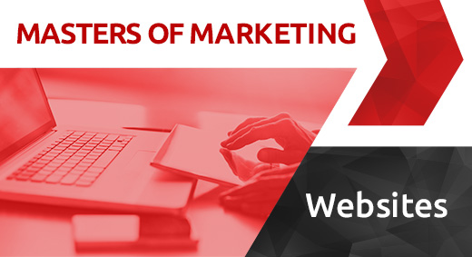 masters of marketing websites