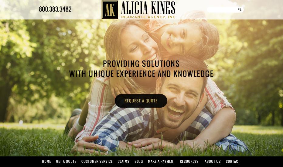 Alicia Kines Insurance