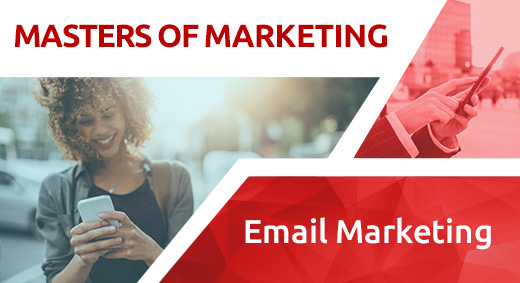 email marketing masters of marketing