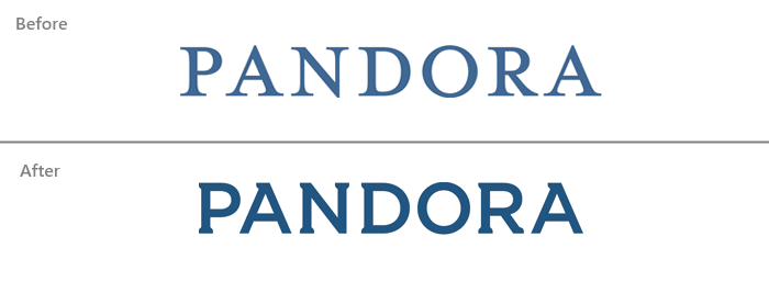 pandora music logos