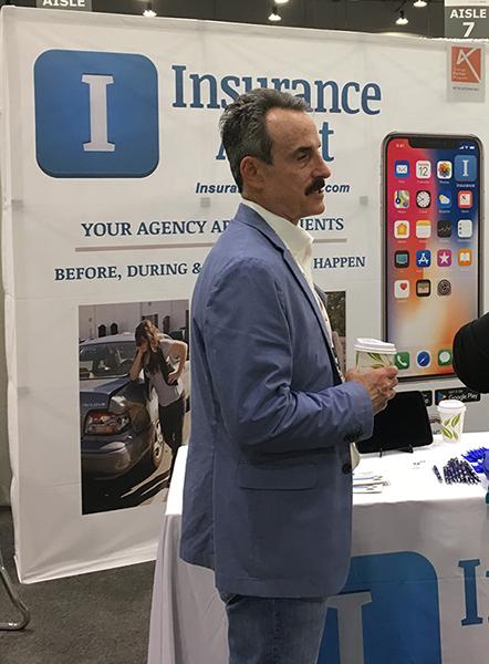 Matt Aaron Trade Show Insurance Agent App