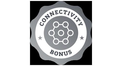 Connectivity Bonus