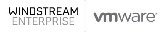 Logo: Windstream Enterprise and VMware