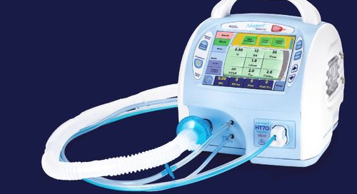 Setting Up for Long-term Acute Care Facilities: Newport™ HT70 Plus Ventilator