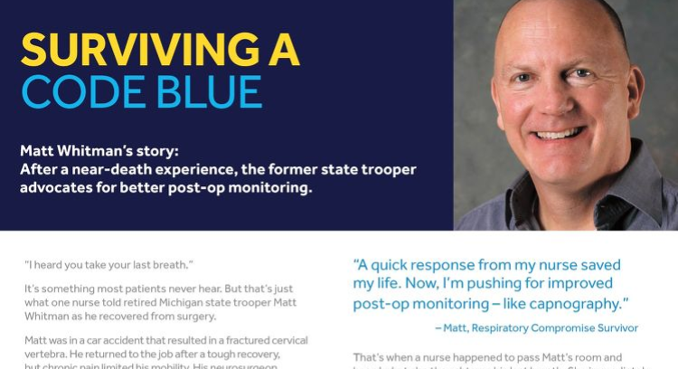 Surviving a Code Blue: Matt Whitman's Story