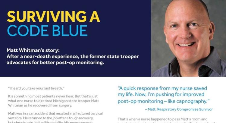 Surviving a Code Blue: Matt Whitman's Story