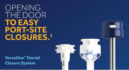 VersaOne™ Fascial Closure System Product Information Guide