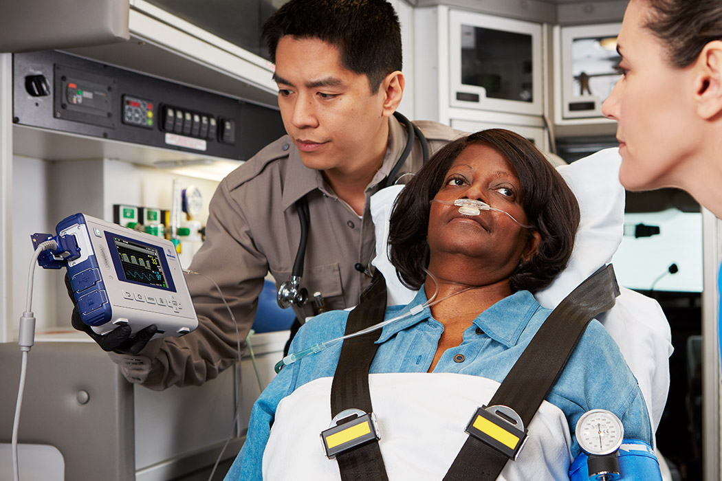 Emergency Medical Service and Capnography Monitoring