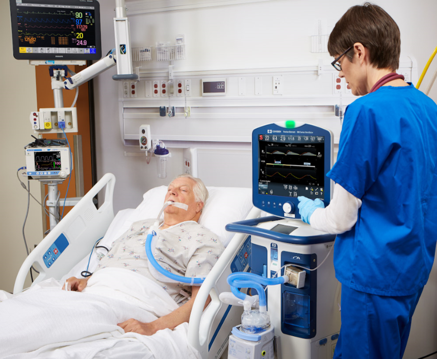 Changing your patient's ventilator as their care progresses may provide better outcomes.