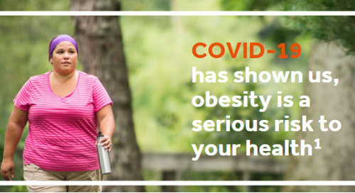 Patient Education & Activation During COVID-19: Obesity Risk