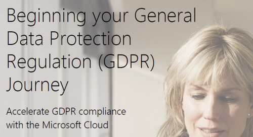 Find Out the 4 Steps for GDPR Compliance