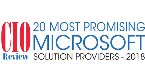 DocAuto Named a Top 20 SharePoint Provider
