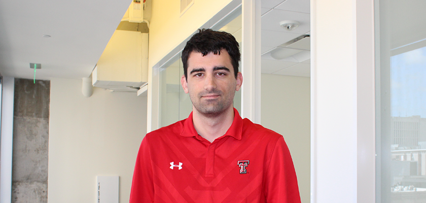 Picture of  Zilliant Engineering Team member Tony Cardone.