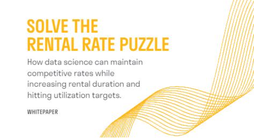 Solve the Rental Rate Puzzle