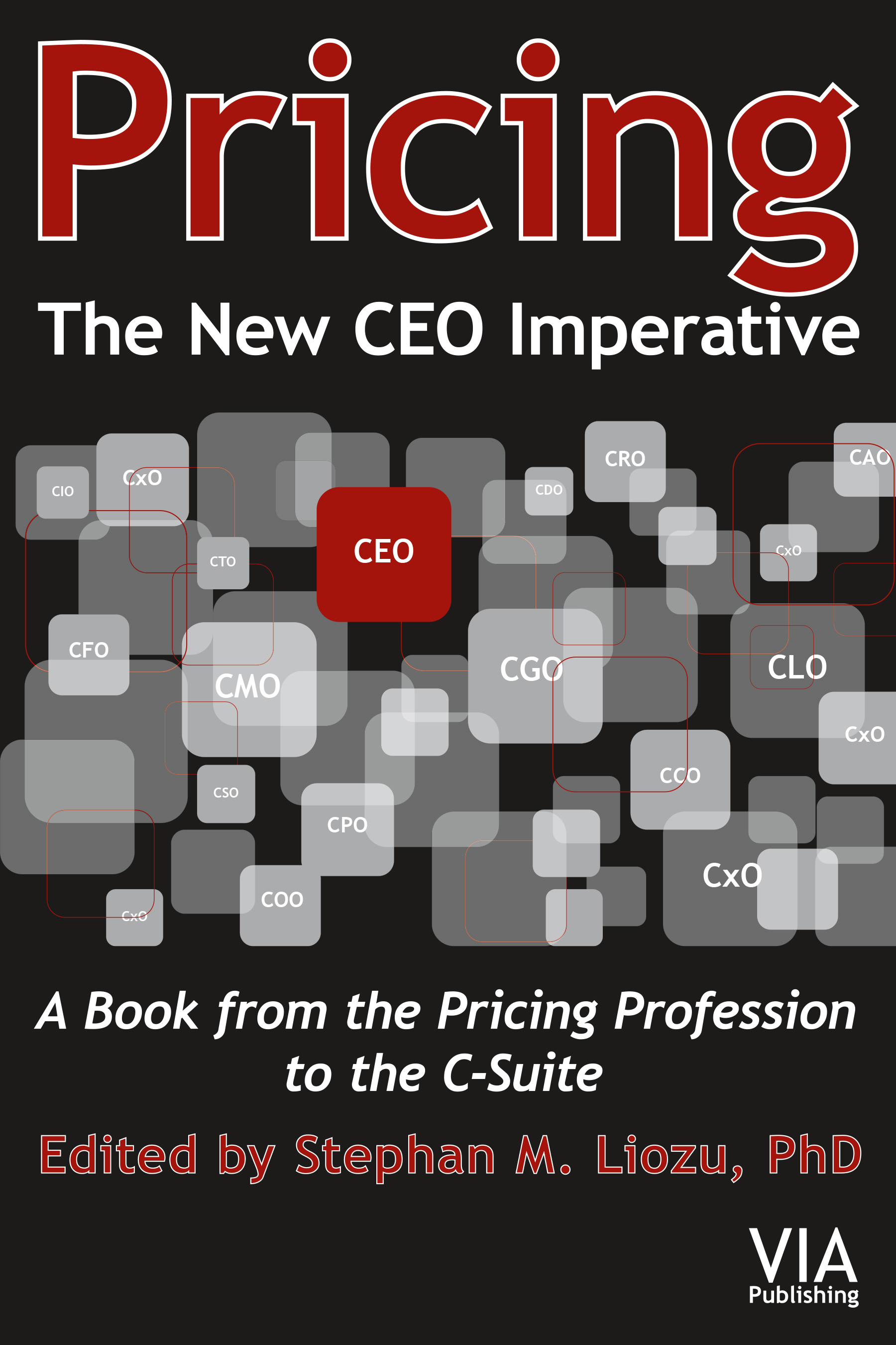 [EXCERPT] Pricing – The New CEO Imperative
