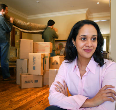 Downsizing can be a great way to get a fresh start.