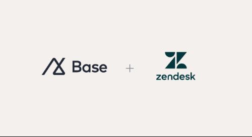Mieux ensemble : Zendesk accueille Base
