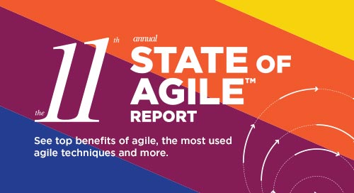 11th Annual State of Agile Report