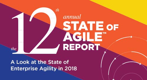 VersionOne 12th Annual State of Agile Report