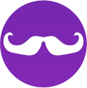 You get to keep that sweet moustache and matching beard - Icon