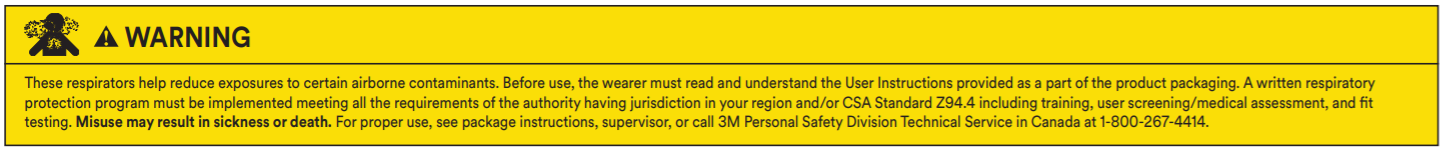 Respiratory warning