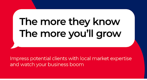Infographic: Local Market Expertise Matters