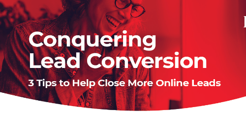 3 tips to help close more online leads