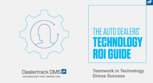 The Auto Dealers' Technology ROI Guide
