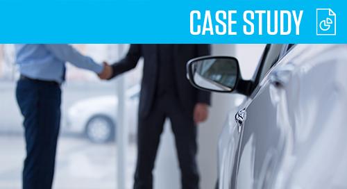 Gerald Nissan Case Study