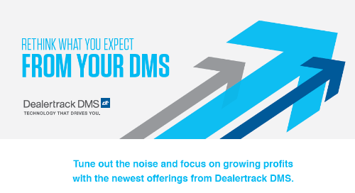 All-New DMS Solutions