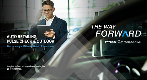 Webinar: Auto Retailing's Mid-year Pulse Check & Economic Outlook