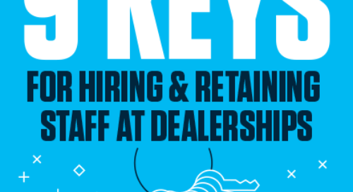 9 Keys for Hiring & Retaining Staff