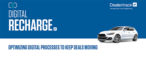 Optimizing Digital Processes to Keep Deals Moving
