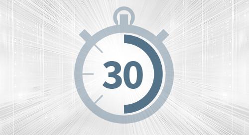 [Infosheet] Hyperconverged Infrastructure in 30 Seconds
