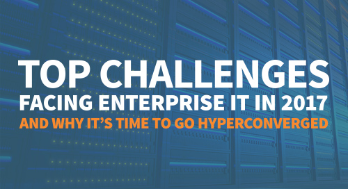 [Infographic] Top Challenges Facing Enterprise IT