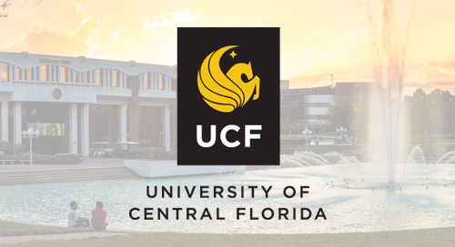 [Case Study] University of Central Florida Ensures Campus Safety with Pivot3