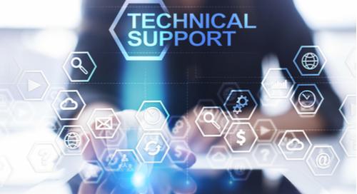 """Bild """"Technische Unterstützung"""""""